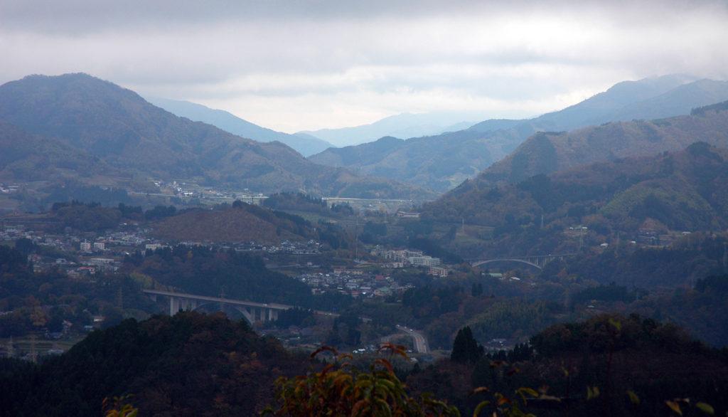 Обзорная площадка Кунимигаока (посёлок Такатихо, префектура Миядзаки)