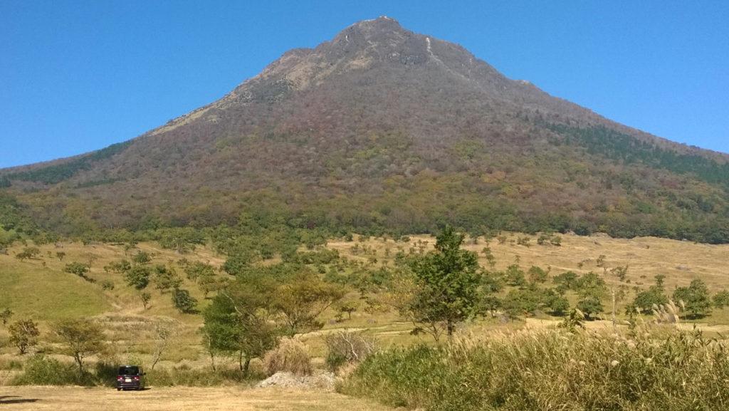 Гора Юфудакэ