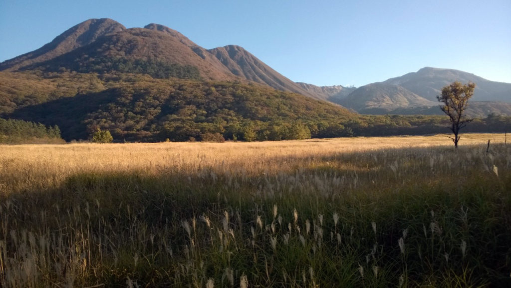 Горы Кудзю