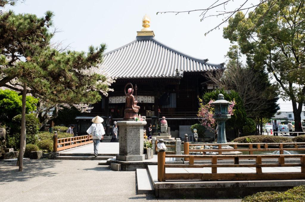 Сикоку-хэнро, храм №1, Рёдзэндзи