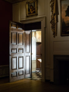 Inside King's State Apartments in Kensington Palace, London