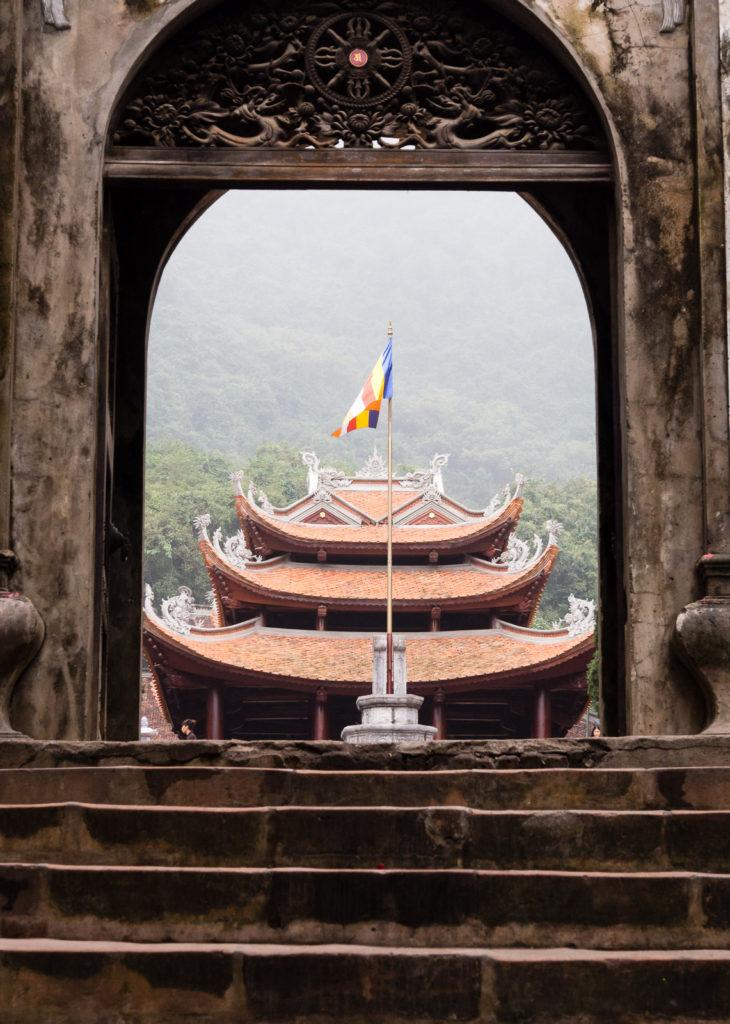 Thien Tru Pagoda (Perfume Pagoda complex, Vietnam)