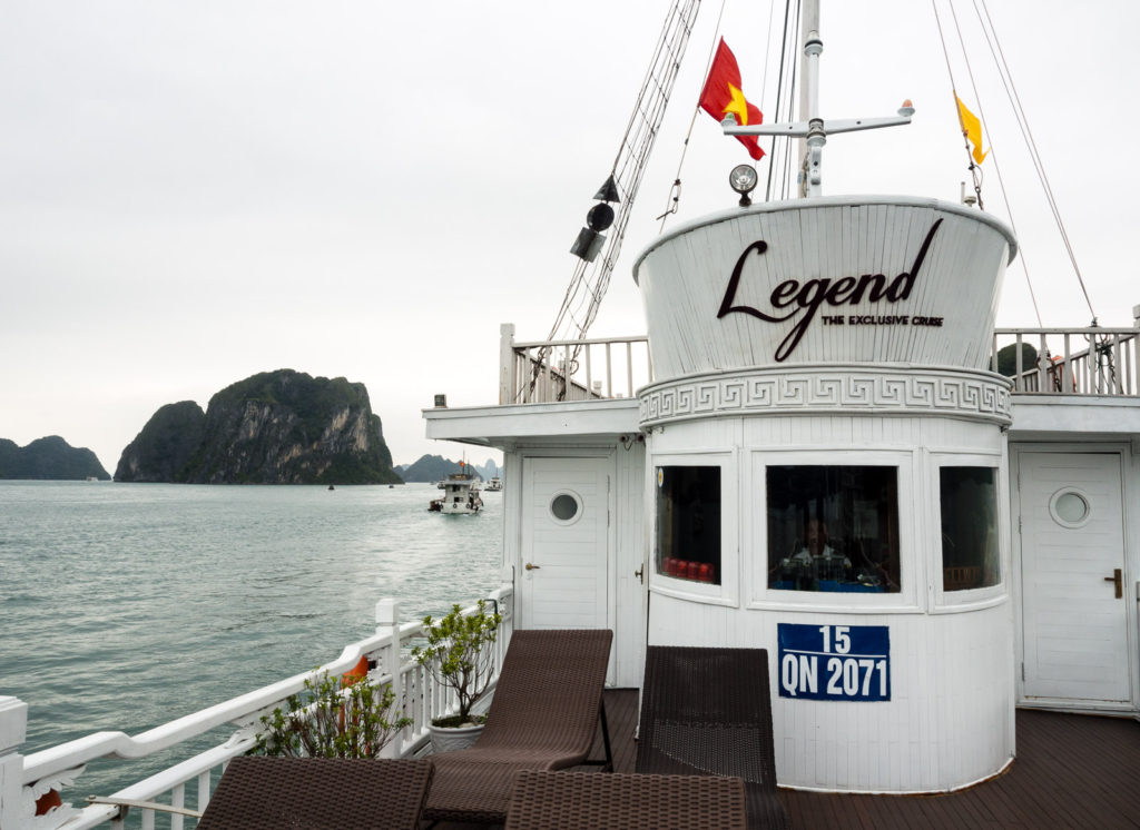 Halong Bay with Bhaya Cruises