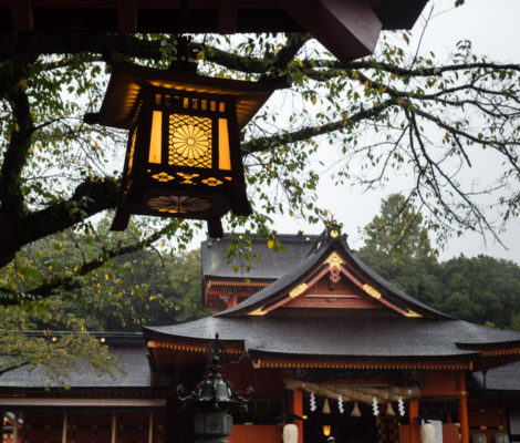Святилище Фудзисан Сэнгэн Тайся (Фудзиномия)