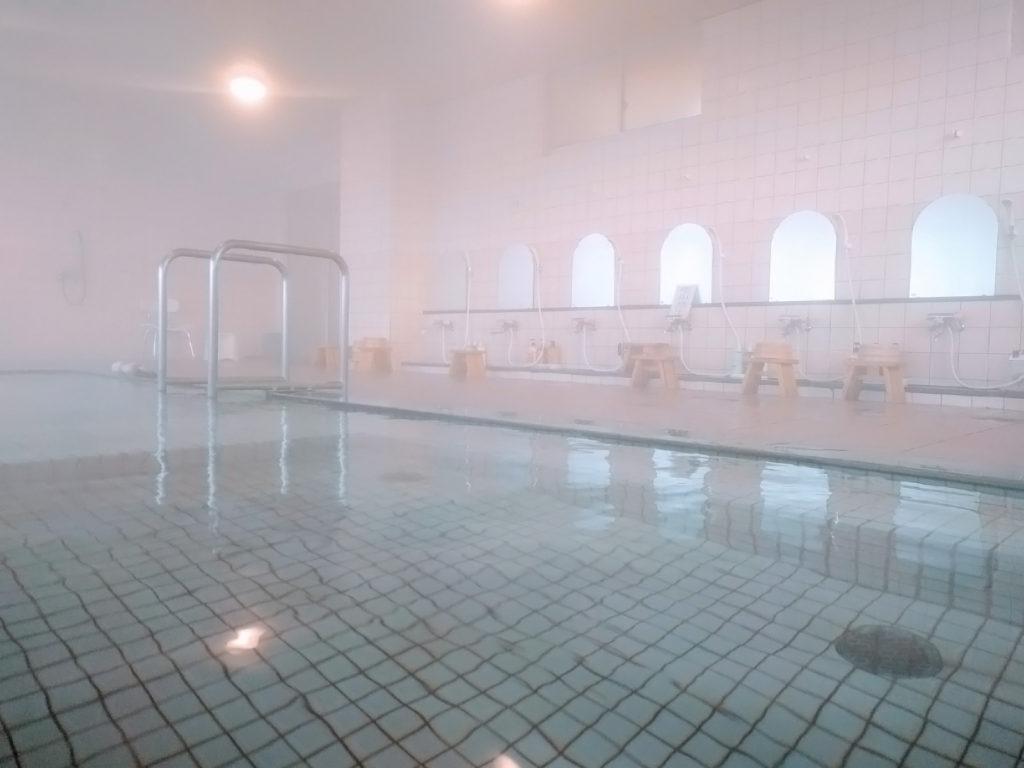 Ashizuri Kokusai Hotel, indoor bath