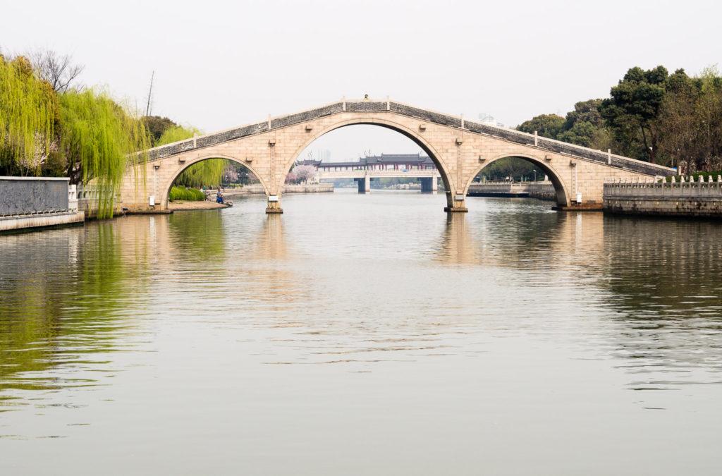 Каналы Сучжоу