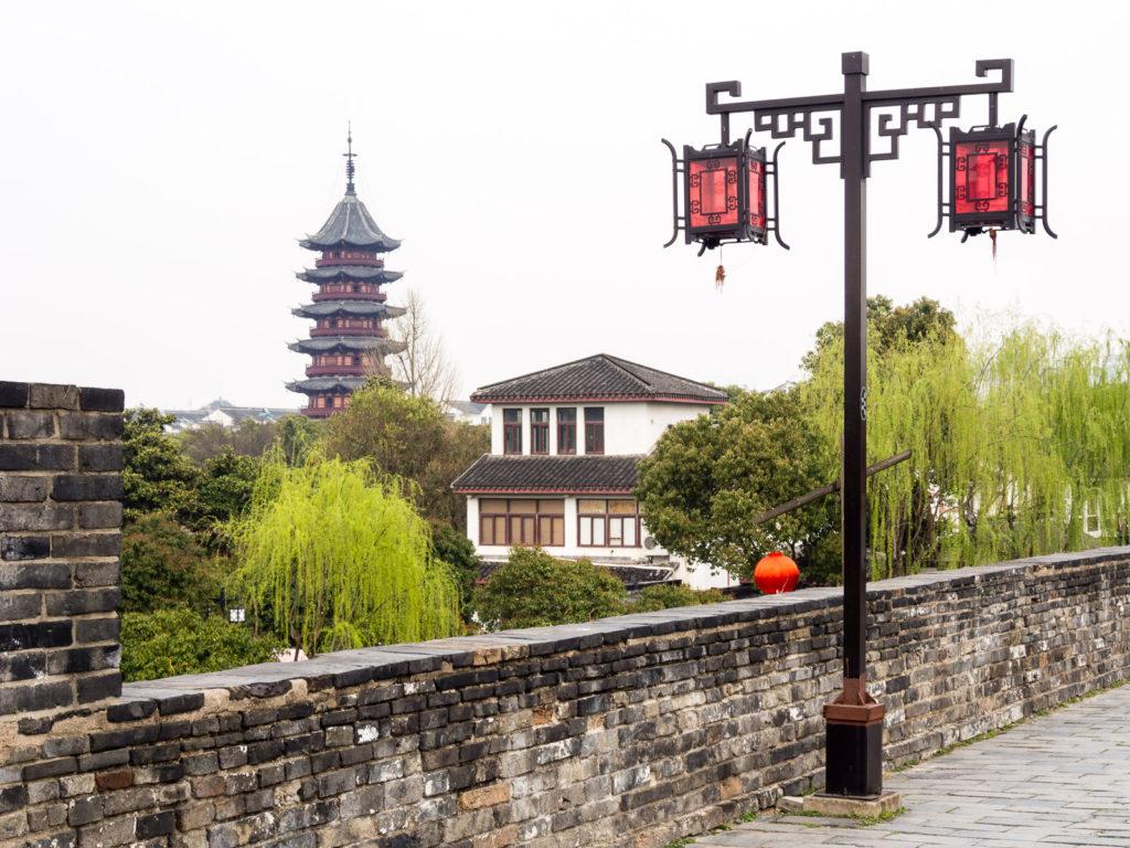 Сучжоу, старый город