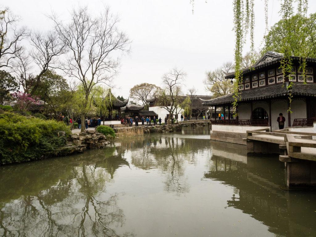 Сучжоу, Сад Скромного Чиновника