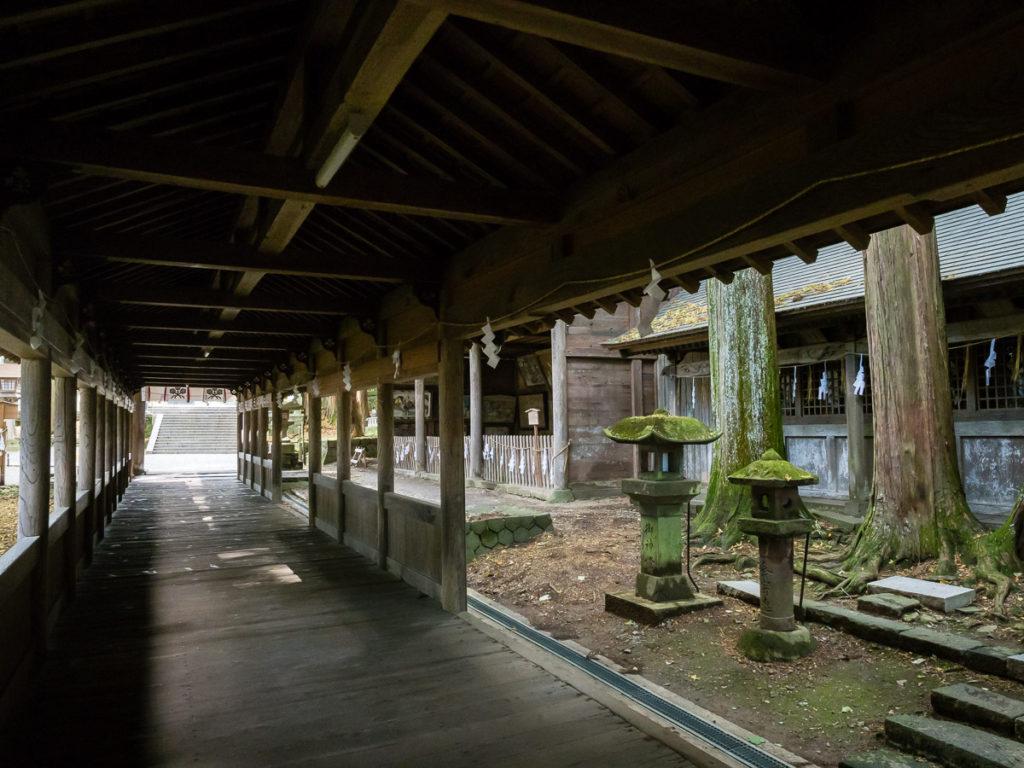 Suwa Taisha, Kamisha Honmiya