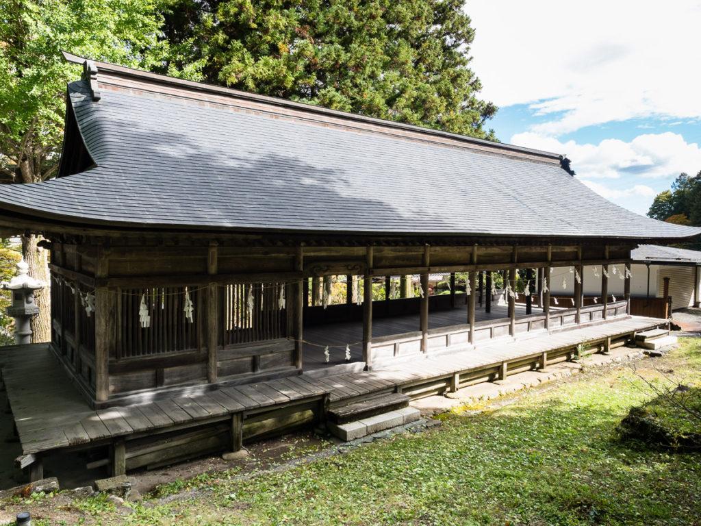 Suwa Taisha, Kamisha Maemiya