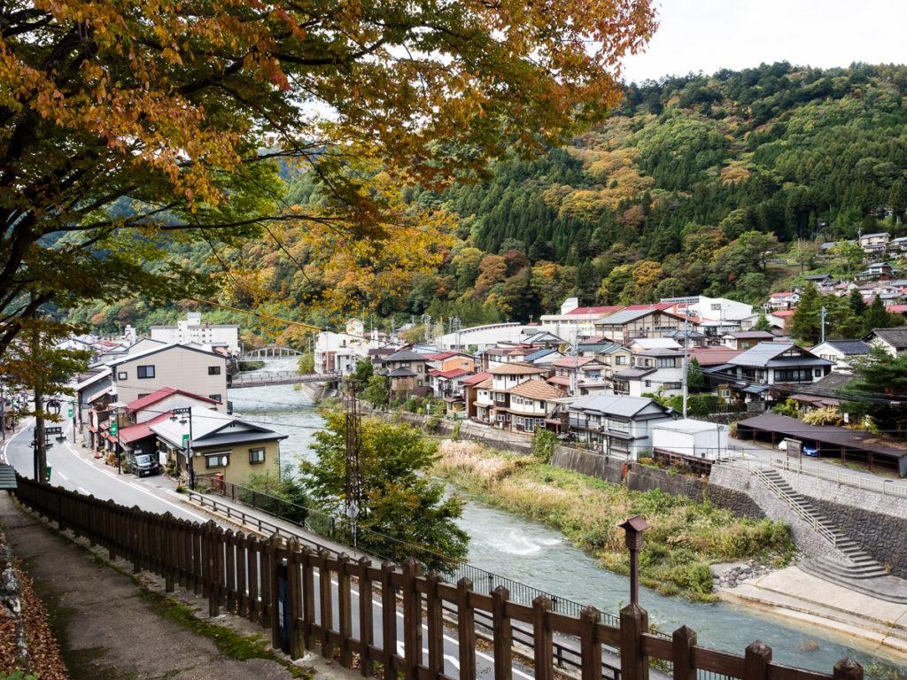 Kiso Fukushima town