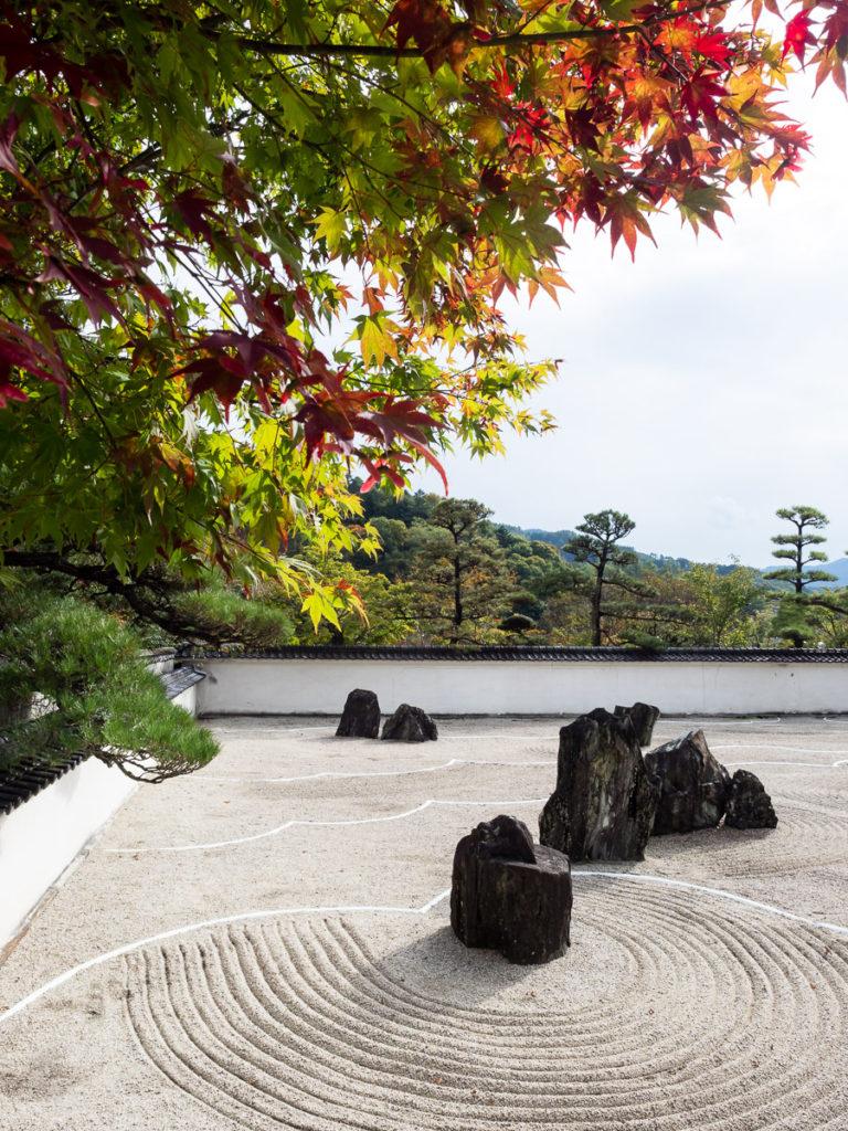 Kozenji temple in Kiso-Fukushima
