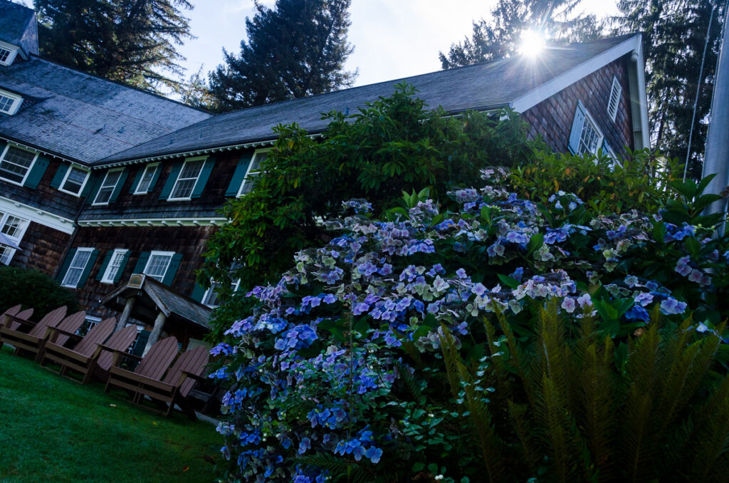 Lake Quinault Lodge (Olympic peninsula, WA)
